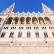 Budapest Parliament — Stock Photo #61421891
