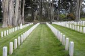 San Francisco National Cemetery — Stock Photo