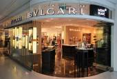 Bulgari store — Stock Photo
