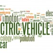 Electric vehicle — Stock Photo #62083055