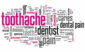 Toothache — Stock Photo