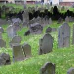 Boston Granary Burying Ground — Stock Photo #62201625