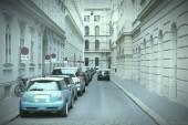 Венская улица — Стоковое фото