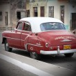 Cuba old car — Stock Photo #62775339