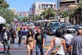 Las Vegas people — Stock Photo