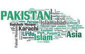 Pakistan — Stock Photo