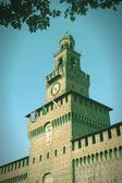 Milan landmark — Fotografia Stock