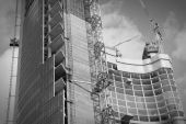 Skyscraper development — Stock fotografie