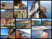 Tenerife collage — Stock Photo