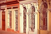 Kuba architektura — Stock fotografie