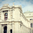 Vienna Burgtheater — Stock Photo #65992455