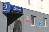 Police in Poland — Stock Photo