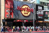 Hard Rock Cafe Hollywood — Stock Photo