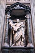 Saint Bartholomew — Stock Photo