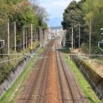 Japan railroad — Stock Photo #67612363