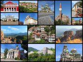 Bulgaria travel — Stock Photo