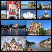 Srbsko cestování — Stock fotografie