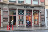 Converse store, Manhattan — Foto de Stock