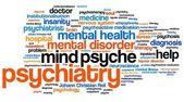 Psychiatry — Stock Photo