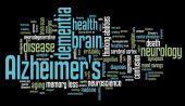 Alzheimer's disease — Stock Photo
