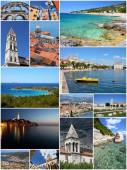 Croatia travel — Stock Photo