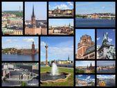 斯德哥尔摩 — 图库照片