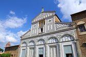 Basílica de Florença — Fotografia Stock