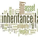 Inheritance tax — Stock Photo #73205777