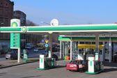 BP gas station — Stock Photo