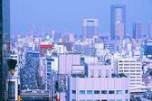 Osaka filtered — Stock Photo