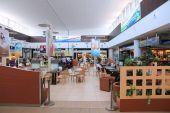 Paphos Airport, Cyprus — Stock Photo