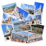 Budapest — Stock Photo #74289563