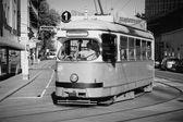 Public transportation — Stock Photo
