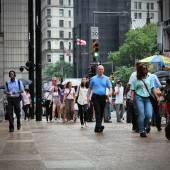 La gente de nueva york — Foto de Stock