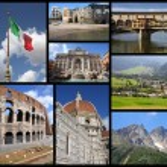 Italy collage — Stock Photo #76009781
