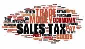 Sales tax — Stock Photo