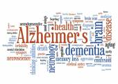 Alzheimer's — Stock Photo