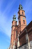 Poland - Piekary Slaskie — Stock Photo