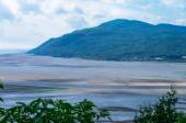 St Lawrence river at ebb tide — Stock Photo