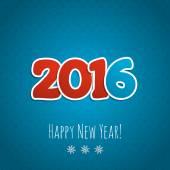 Nieuwjaar achtergrond — Stockvector
