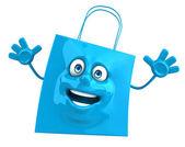 Shopping bag — Stock Photo
