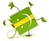 Fun gift — Stock Photo