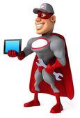 Super mechanic — Stockfoto