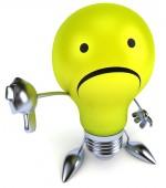 Light bulb — Foto de Stock