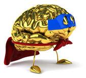 Super cerebro — Foto de Stock