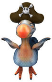 Cartoon Dodo bird — Foto de Stock