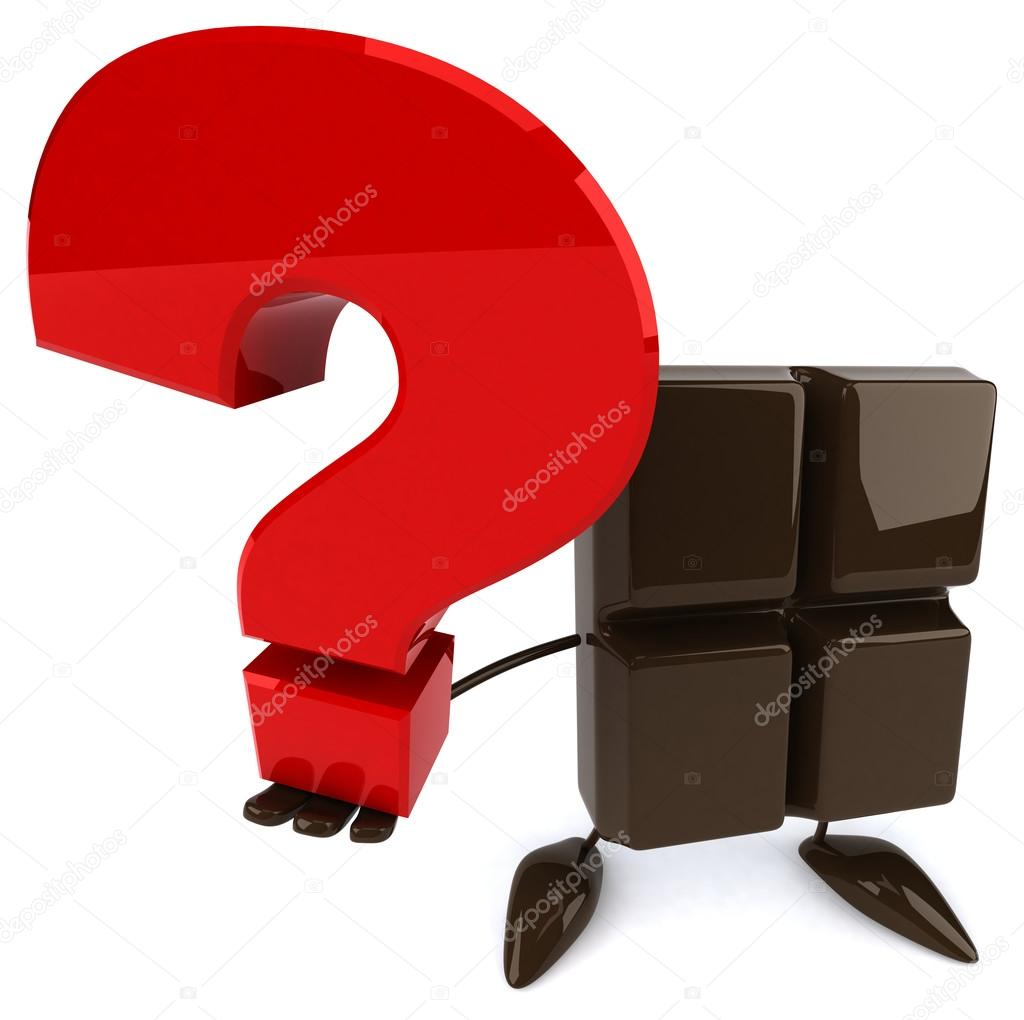 chocolate questions Will and guy's chocolate test - maths first of all, pick the number of times a week that you would like to have chocolate.