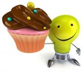 Vetor logotipo pessoas equipe feliz — Fotografia Stock