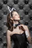Allure easter woman  — Stock Photo