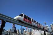 Sydney Monorail — Stock Photo